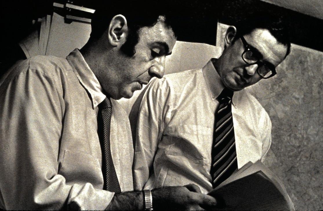 Bill Zoino and Don Goldberg